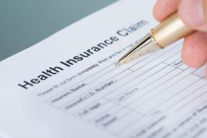 health insurance claim